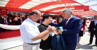Başkan Zeydan Karalar, 19 Mayısın 100. Yıl Kutlamalarına Katıldı