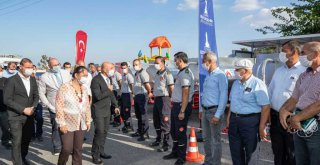Yangın tankerlerinin dağıtımı başladı İzmir küllerinden doğuyor