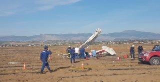 Antalyada Eğitim Uçağı Düştü: 2 Ölü