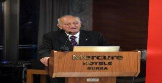 Eski Başkanlardan Mustafa Dündara Hizmet Övgüsü