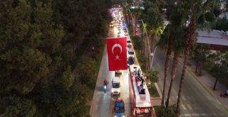 Adana böyle zafer coşkusu görmedi