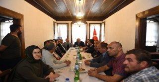 Ak Parti Yerel Yönetimler Başkan Yardımcısı Yılmaz, Kastamonuyu Ziyaret Etti