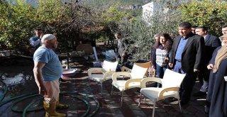Büyükşehir Belediyesi Kemerde Yaraları Sarıyor