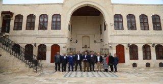 Altındağ Belediye Başkanı Tiryakinin Kilis Temasları