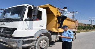 Büyükşehirden Kaçak Hafriyata Uydu Takibi