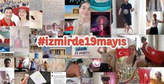 İzmir'in 19 Mayıs coşkusu Türkiye sınırlarını aştı