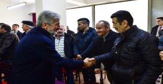Başkan Tunada Pursaklarda