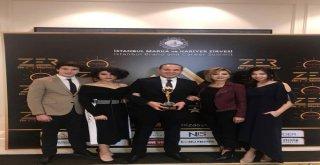 Başkan Sözlüye Bir Ödül Daha Başkan Sözlüye 'Yılın Belediye Başkanı Ödülü