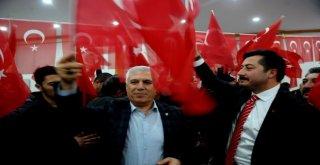 Bozbeyden Yenişehirde Gövde Gösterisi