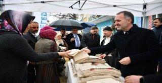 Başkan Taban Kurşunlulu Vatandaşlarla Buluştu