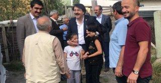 Milletvekili Aydemir, Dadaşların Dolar Tepkisine Ortak Oldu