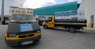Çin Halk Cumhuriyeti'nden İzmirli depremzedelere destek