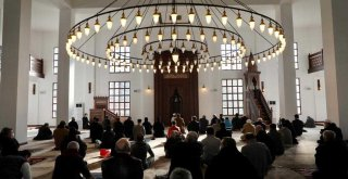 İMAMOĞLU: 'KURTULUŞ SAVAŞI'MIZI CAMİLERİMİZDEN YOLA ÇIKARAK KAZANDIK'