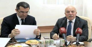 Büyükşehirin Desteği İle  Erzurum Tekstilkent Projesi Hayata Geçiyor