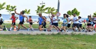 Binlerce Genç Yürek 19 Mayıs İçin Koştu