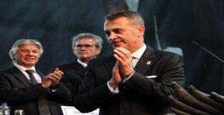 Beşiktaşta Fikret Orman Yeniden Başkan Seçildi