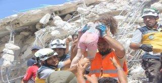 İdlibte Ölü Sayısı 39A Yükseldi