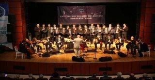 Kayseri Büyükşehirden Tasavvuf Müziği Konseri