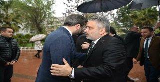 Başkan Mustafa Işık ?hemşehrilerimizin Teveccühüne Layık Olmaya Çalışacağız