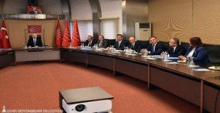 Başkan Tunç Soyer, Ankarada Başkanlar Zirvesine Katıldı