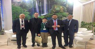 Çukurovanın Turistik Değerleri Emitt Fuarında Tanıtıldı
