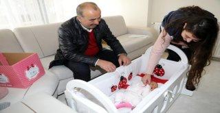 Mudanyanın Uğur Böceklerine Başkan Türkyılmazdan Ziyaret