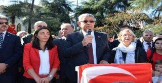 Chp Bursa İl Örgütü Atanın Huzurundaydı