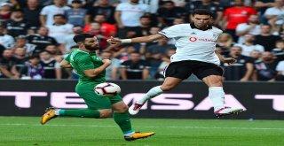 Spor Toto Süper Lig: Beşiktaş: 0 - Akhisarspor: 0 (Maç Devam Ediyor)