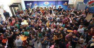 Kepezden 135 Öğrenciye Doğum Günü