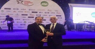 Marmarabirlikin Ar-Ge Çalışmalarına 'Altın Derece Ödülü
