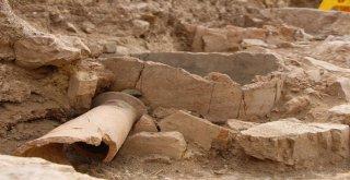 Seyahatnamedeki Yıldırım Han Camiinin Kalıntıları Bulundu