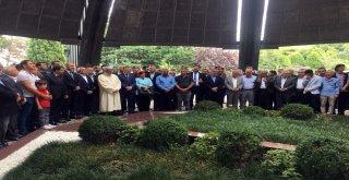 Adnan Menderes İdam Edilişinin 57İnci Yılında Kabri Başında Anıldı