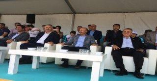 Anadolunun Dört Bir Yanından Gelen Atlı Cirit Sporcuları Hünerlerini Sergiledi