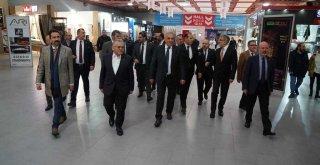 Başkan Büyükkılıç İMOB'da