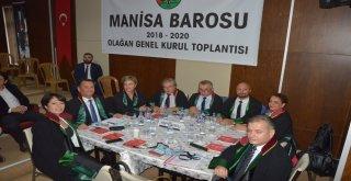 Manisa Barosunda Seçim Heyecanı