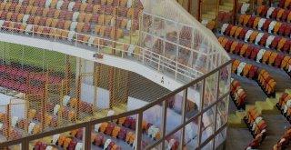 Yeni Malatya Stadyumunun Kullanıma Hazır Hale Getirildi