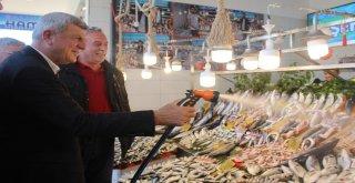 Kocaelinin Yeni Balık Pazarı Tanıtıldı
