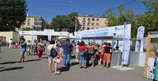 Moskovada Türkiyeye Yoğun İlgi