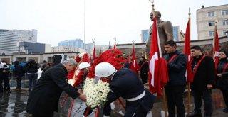 Atatürkün Kayseriye Gelişinin 99. Yılı Kutlandı