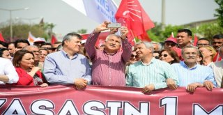 Adanada Tarihi 1 Mayıs Etkinliği