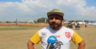 Türkiye Enduro Ve Atv Şampiyonasının 2İnci Ayak Yarışları Nefes Kesti