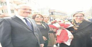 Ticaret Bakanı Ruhsar Pekcan, Kafaoğlunu Ziyaret Etti.