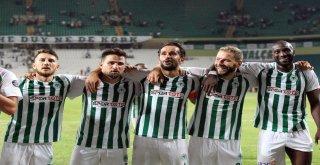 Spor Toto Süper Lig: Atiker Konyaspor: 3 - B.b. Erzurumspor: 2 (Maç Sonucu)