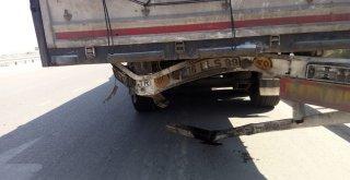 Sungurluda Trafik Kazası : 1 Yaralı