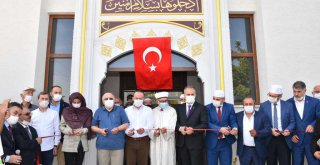 Mudanya'da anlamlı açılış