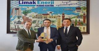 Limak Enerji Şirketleri 'En Yeşil Ofisler Seçildi