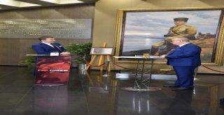 Başkan Ergün Fox Tvnin Konuğu Oldu