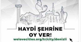 Başkan Zolan: 'Haydi Denizli, şehrine oy ver'
