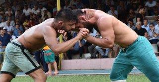 Kahramanmaraşta Uluslararası Güreş Festivali Tamamlandı
