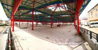 Panayıra Modern Pazar Alanı